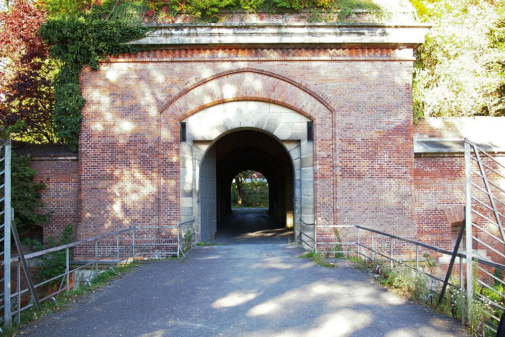 Bundesfestung Ulm - Memminger Tor (Halbbastion 9)