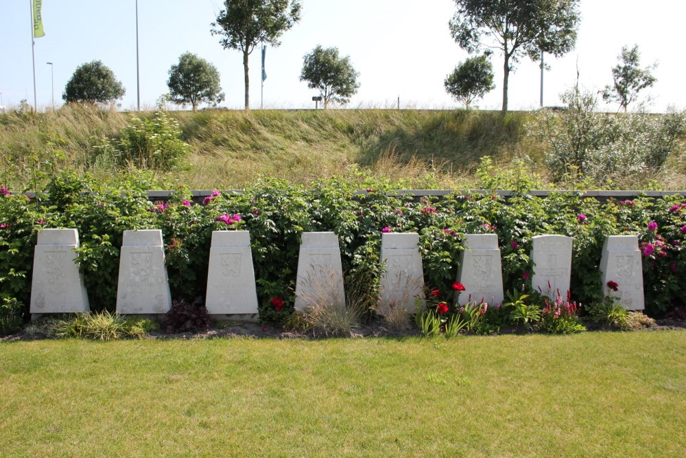 Czech War Graves Adinkerke