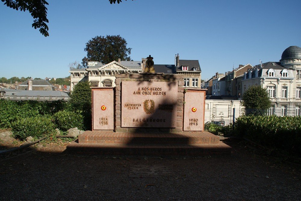 War Memorial Verviers
