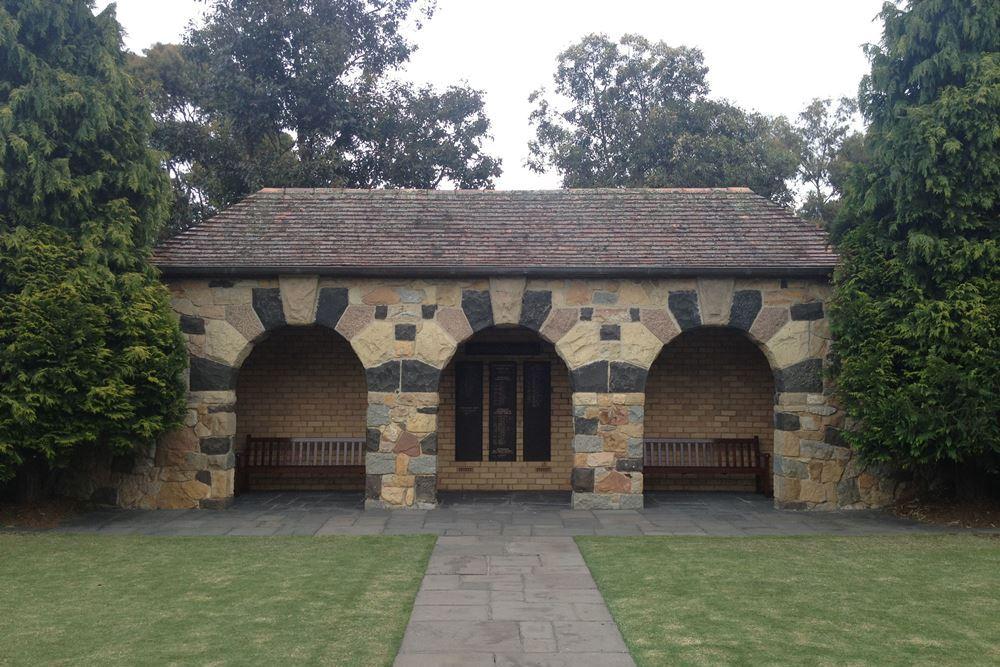 Victoria Cremation Memorial