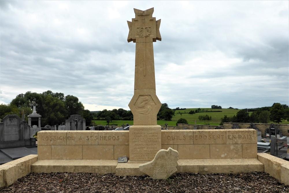 War Memorial Rossignol