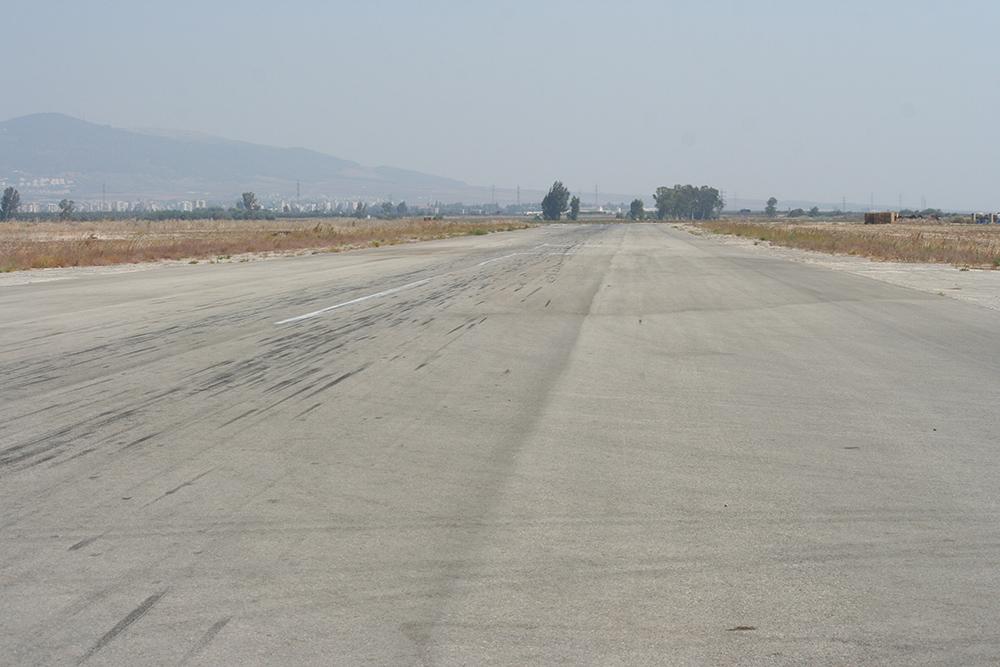 Megiddo Airstrip