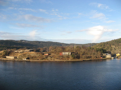Oscarsborg Fort