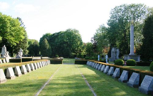 Soviet War Graves Zentralfriedhof