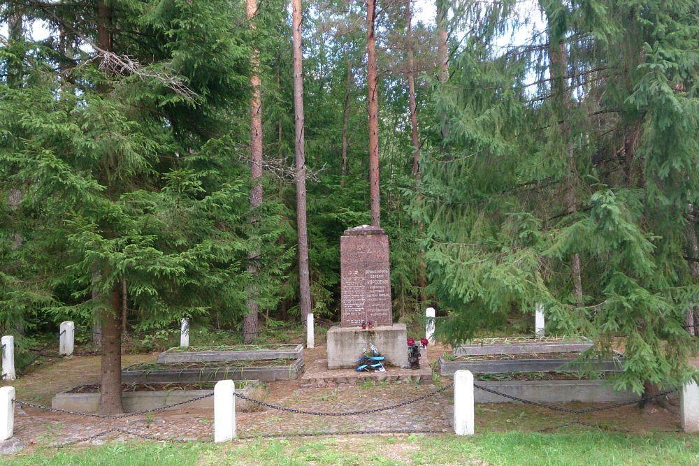 Monument Executieplaats Karsava
