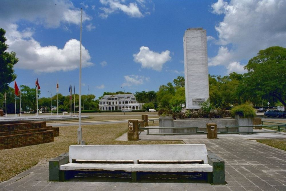 World War II Memorial Suriname
