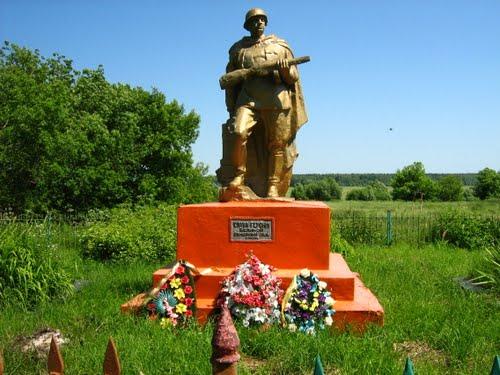 Massagraf Sovjet Soldaten Morshnevo