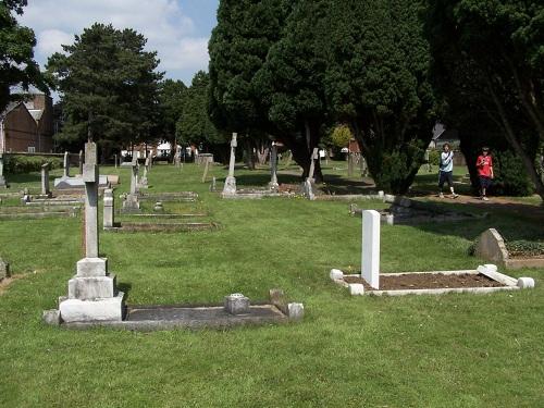 Oorlogsgraven van het Gemenebest Bengeworth Cemetery