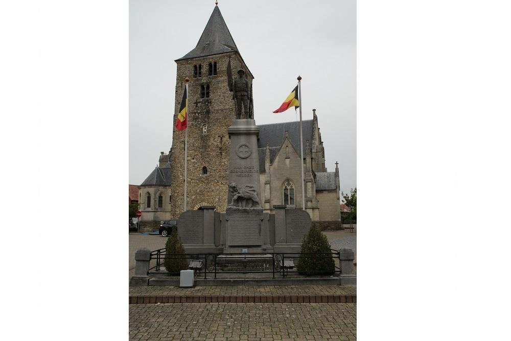 War Memorial Wellen