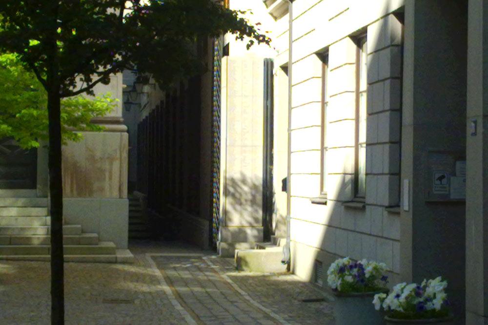 Holocaust Memorial Stockholm