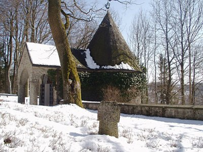 Duitse Oorlogsbegraafplaats Hohes Kreuz