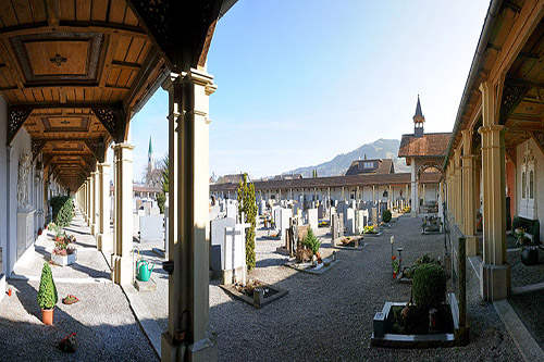 Oorlogsgraven Dornbirn-Hatlerdorf Friedhof