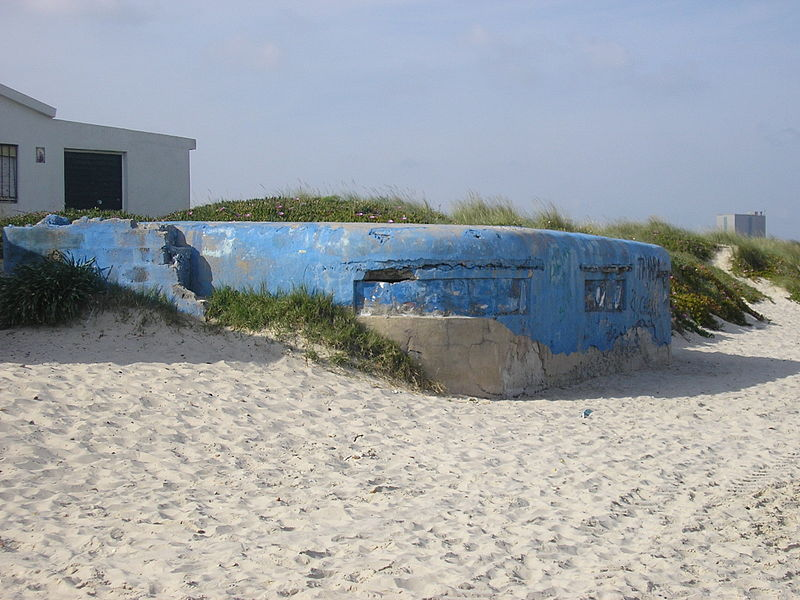 Bunker Playa del Rinconcillo