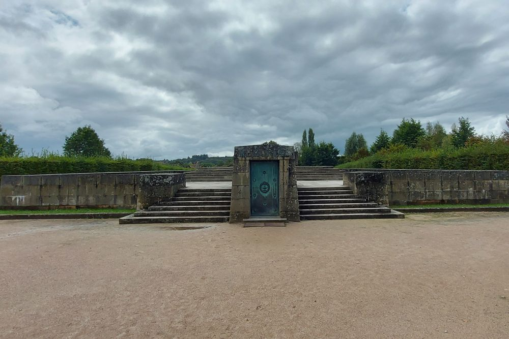 Memorial Cemetery Oradour-sur-Glane