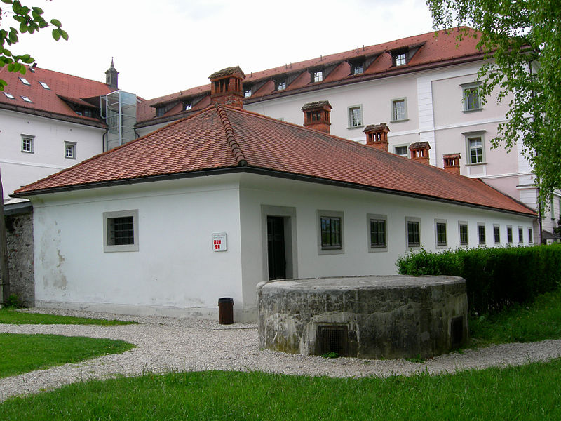 Gijzelaarsmuseum Kacenštajn Kasteel