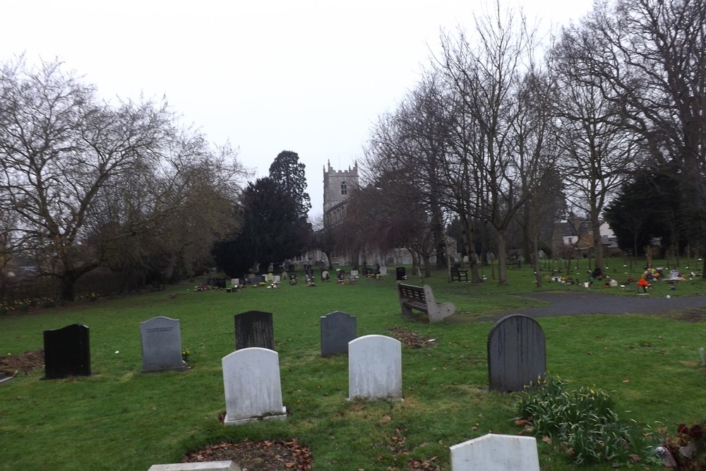Oorlogsgraven van het Gemenebest Brampton Cemetery