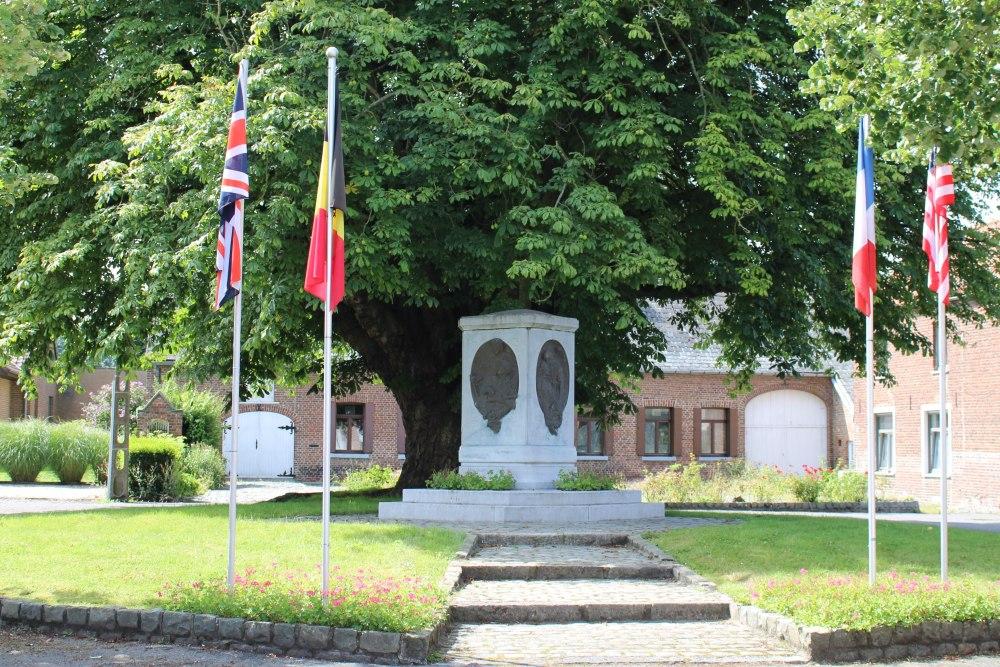 War Memorial Brasménil