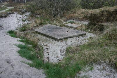 Onvoltooide Bunker Jastarnia