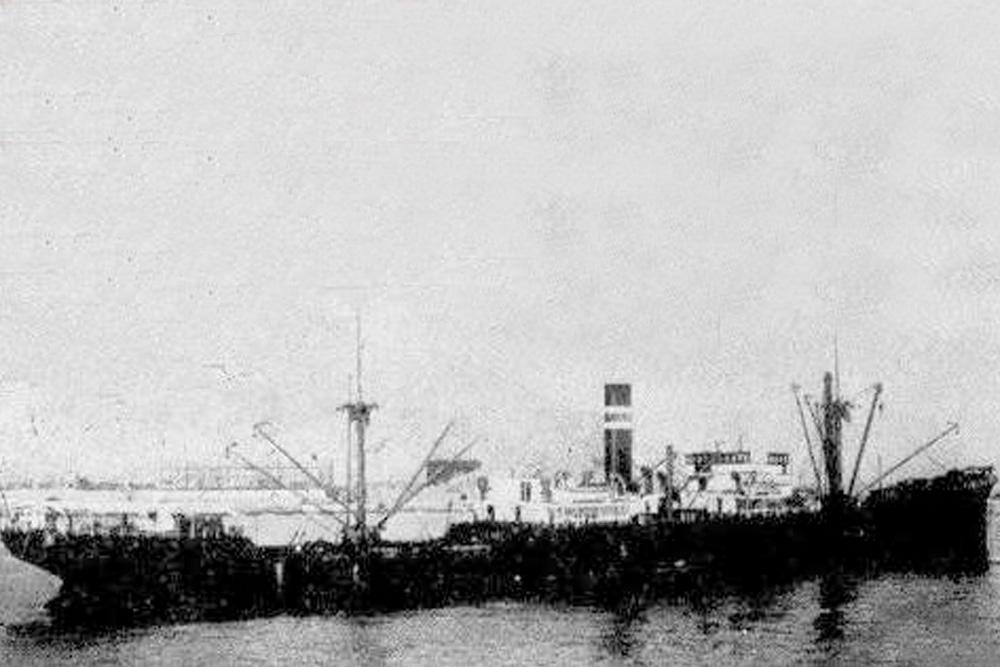 Shipwreck Kyokusei Maru