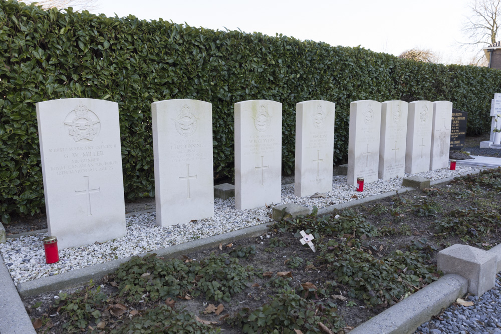 Commonwealth War Graves Roman Catholic Cemetery Beek