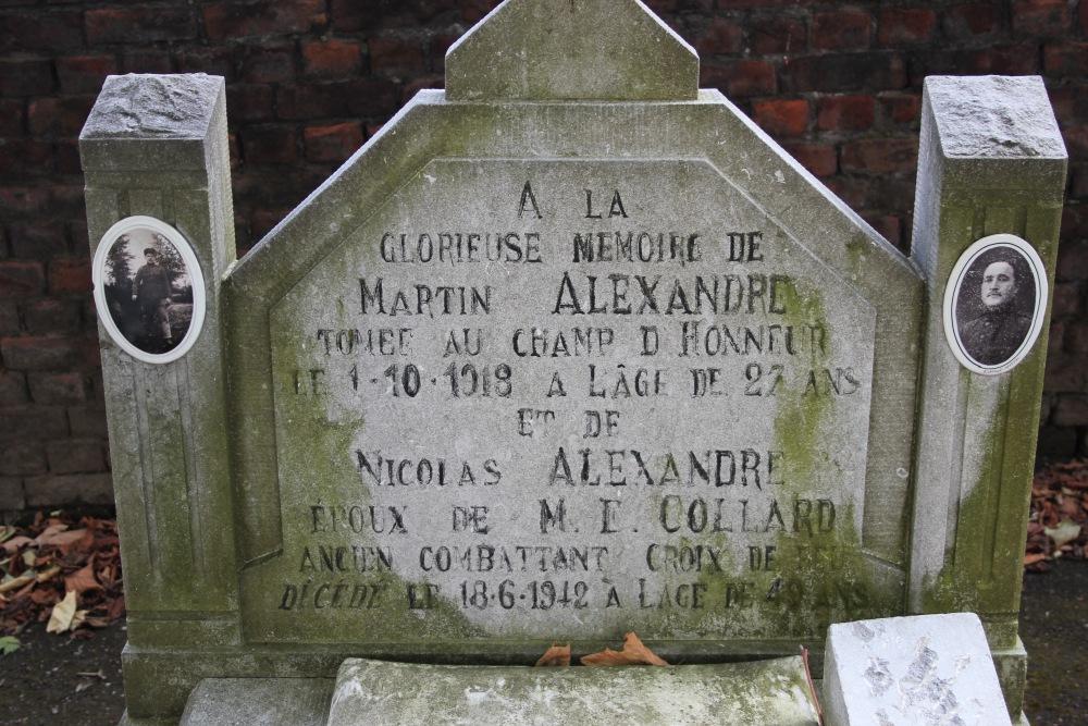 Belgische Oorlogsgraven Begraafplaats Rhées Herstal