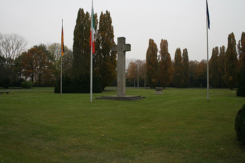 Italian War Graves Westhausen