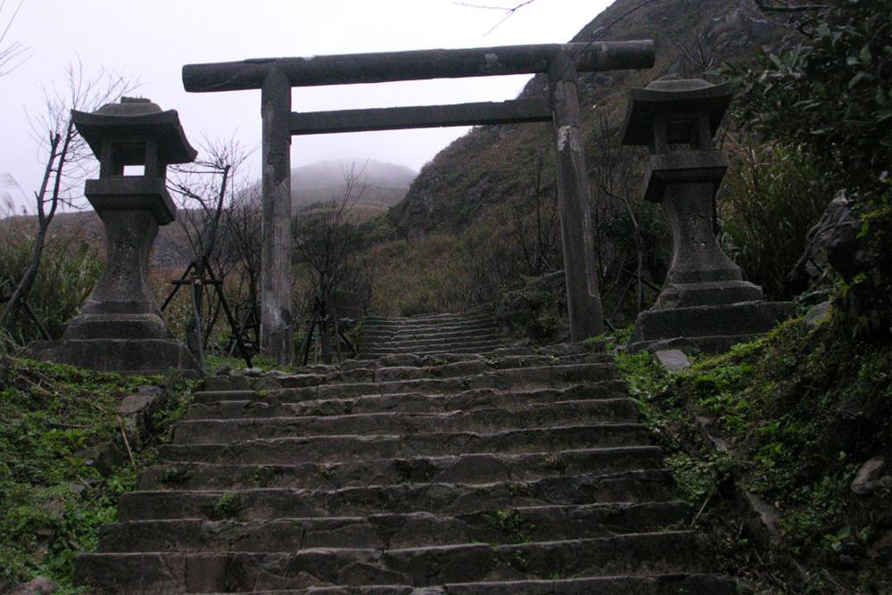 Remains Ōgon Shrine