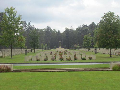 Brookwood Militaire Begraafplaats