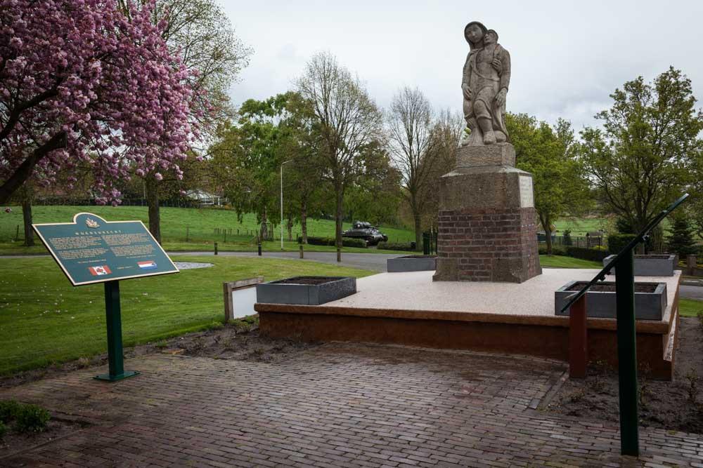 War Memorial Woensdrecht