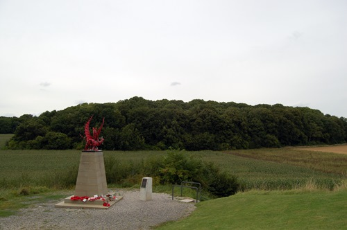 38th (Welsh) Division Red Dragon Memorial