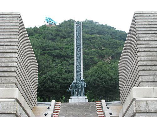 Monument Landingsoperatie Incheon