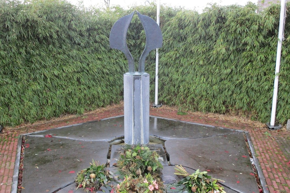 Memorial Japanese Occupation Breda
