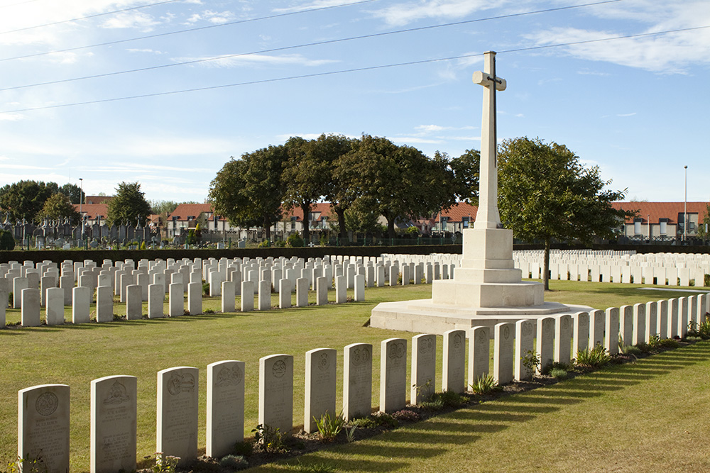Commonwealth War Cemetery Dunkirk