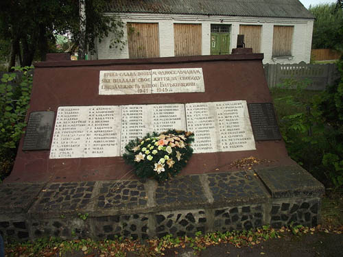 Mass Grave Soviet Soldiers Plahtanka Plahtanka