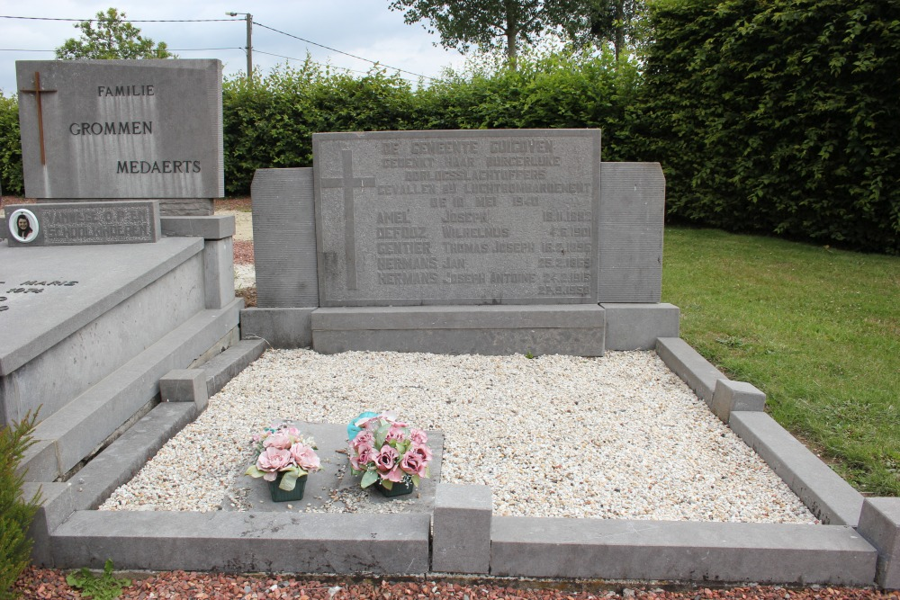 Monument Burgerslachtoffers Guigoven