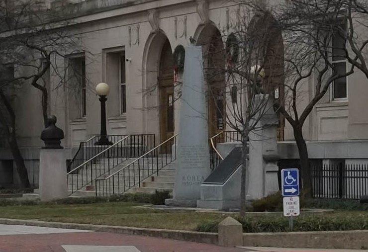 War Memorials Durham County