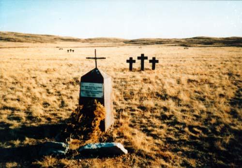 Duitse Oorlogsbegraafplaats Spassk / Spasskij