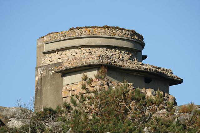 Fire Control Bunker of Batería de El Grove