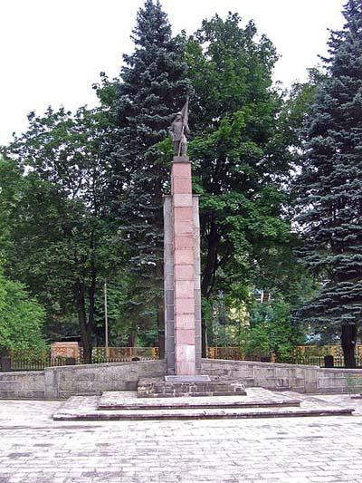 Russian Soviet Cemetery Ostroleka