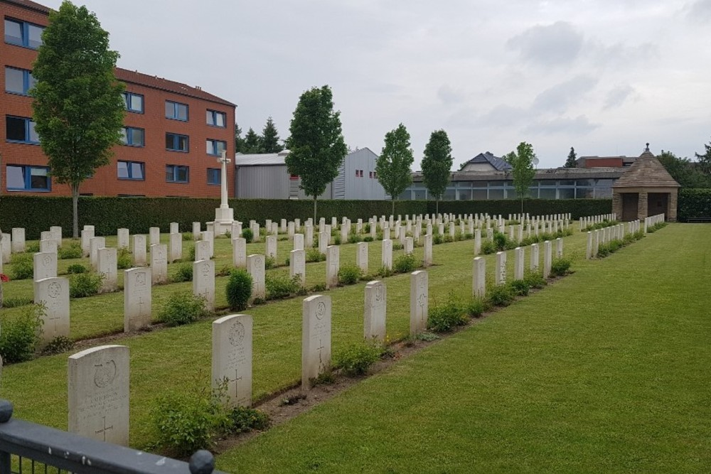 Commonwealth War Cemetery Celle