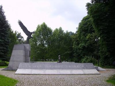 Katyn Monument Wroclaw