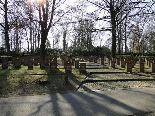 Sovjet Oorlogsgraven Parchim