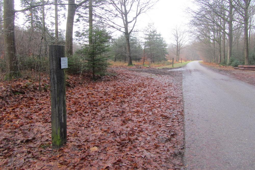 Het Westerbork pad