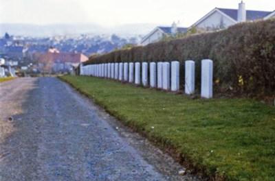 Commonwealth War Graves Glebe Cemetery