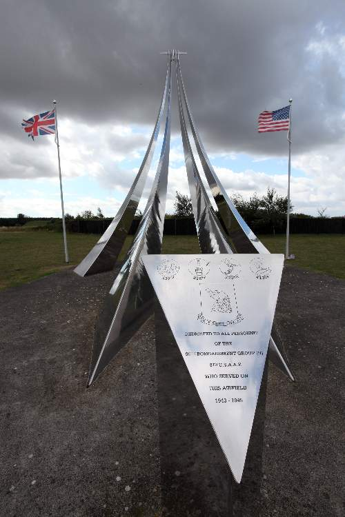 Memorial 96th Bomb Group USAAF