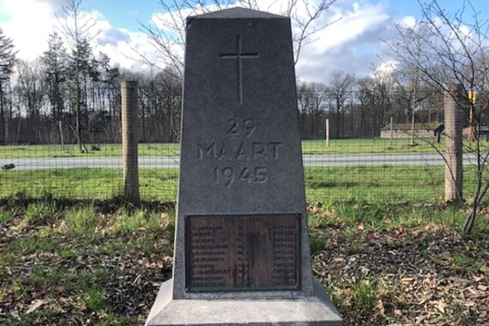 Monument Executions Wierden II