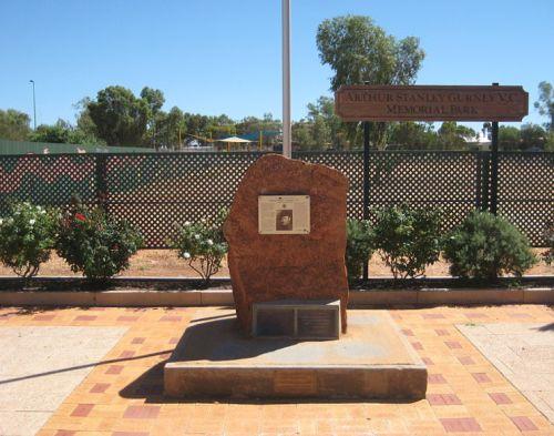 Memorial Arthur Stanley