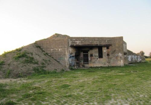 Landfront Koudekerke bunker type 631
