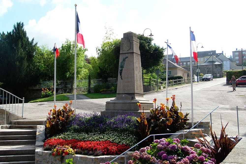 War Memorial Mortain