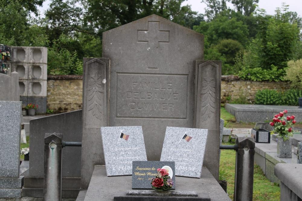 Veteran War Graves Ville-Pommeroeul